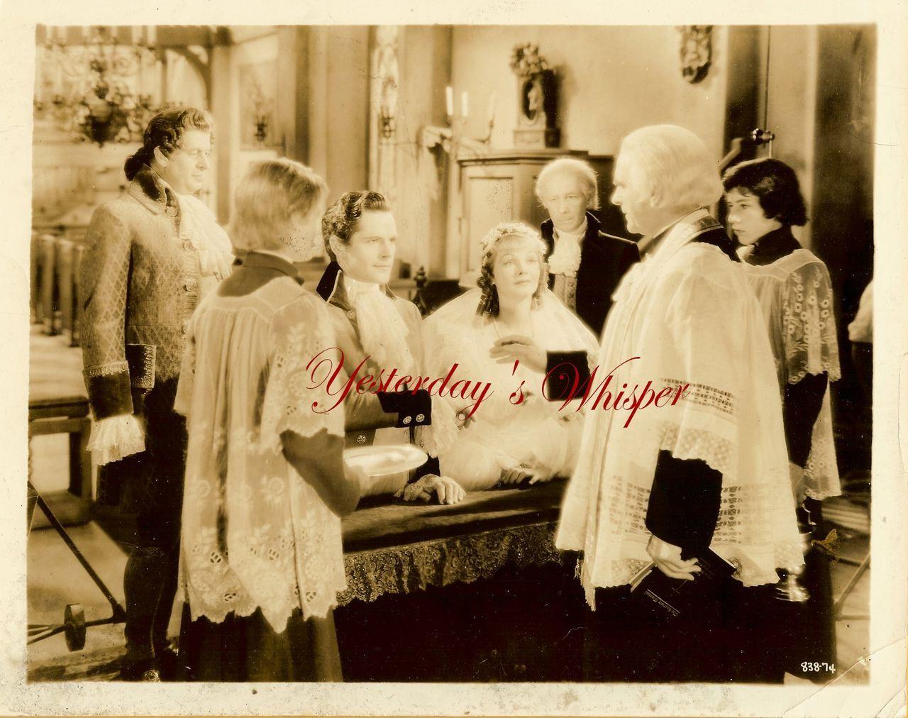 VINTAGE Elizabeth ALLAN Tale of 2 Cities Original PHOTO