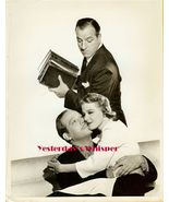 1930s Melvyn Douglas Louis Calhern Original MGM... - $14.99