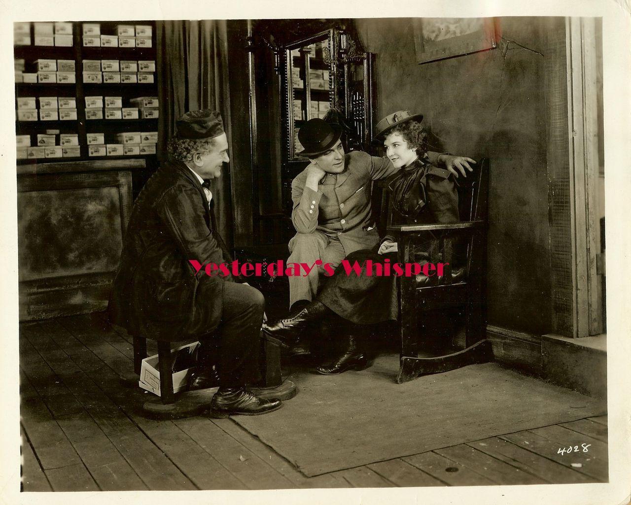 1920s Mary Philbin Pat O'Malley Original Silent Photo