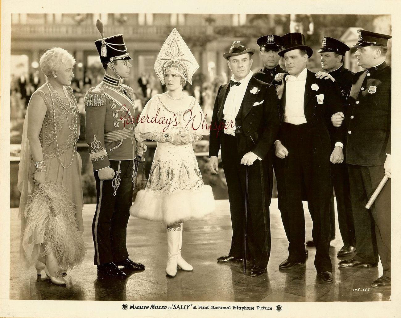 Marilyn MILLER Costume Boots Photo SILENT Era  8x10