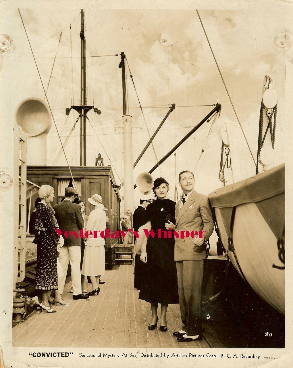 1930s Richard Tucker Convicted Artclass Pictures Photo