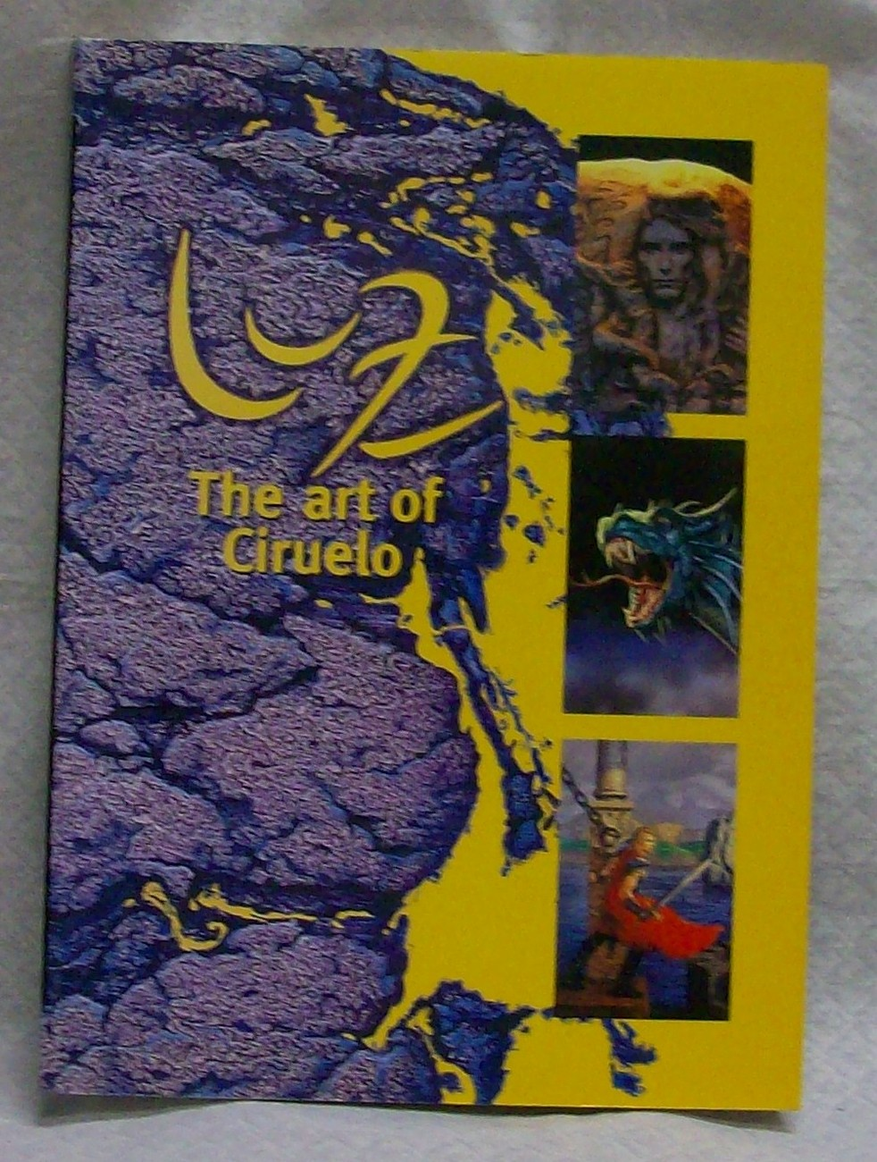 The Art of Ciruelo