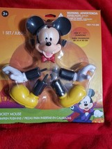 new disney mickey mouse pumpkin dracula/ push in set - €13,16 EUR