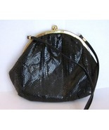 Genuine Snakeskin Vintage Purse. Sylvia. - $22.00