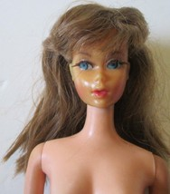 Vintage Mattel 60s Barbie MOD Twist 'N Turn TNT Doll nude - $89.99