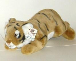1/2 Price! K&M Nature Bean Buddies Plush Tiger NWT 1997 - $6.00