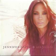 JENNIFER LOPEZ - QUE HICISTE 2007 EU CD PRODUCER: MARC ANTHONY OMO AMA U... - $13.52