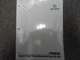 2002 2003 2004 2005 Acura RSX Electric Service Repair Manual x - $108.87