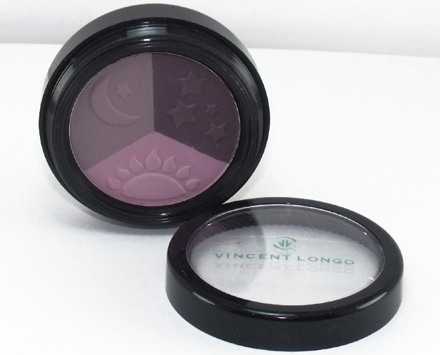 Primary image for Vincent Longo Sun Moon Stars Trio Eye Shadow Purple Sky