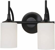Sea Gull Lighting 44953-710 Stirling Transitional Two Light Wall/Bath Vanity - $142.45