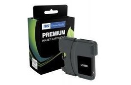 Inksters Remanufactured Ink Cartridge Replacement for Brother LC65 Ink Black, LC - $18.59