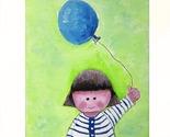 Girl with balloon thumb155 crop