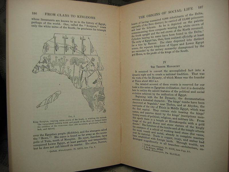 From Tribe to Empire by A. Moret and G. Davy 1926 Knopf