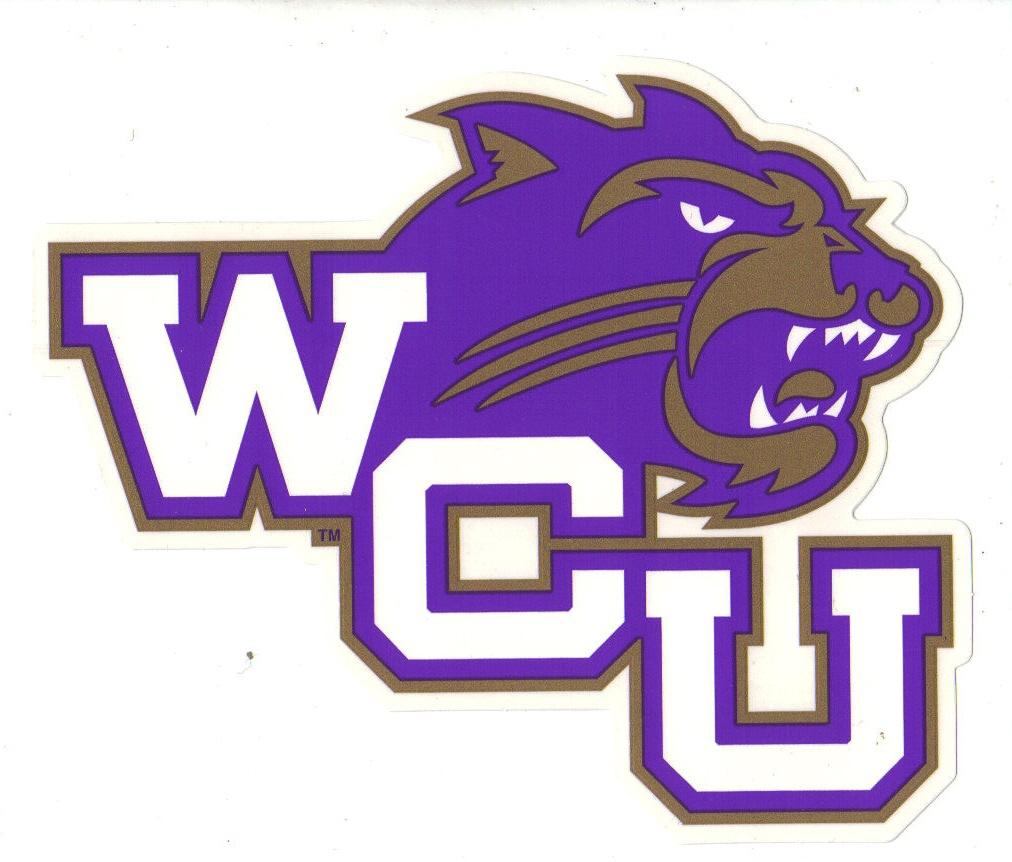 Western Carolina University Sticker!