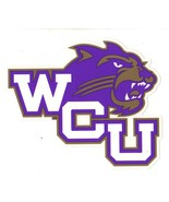Western Carolina University Sticker! - $6.99