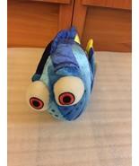 "DISNEY STORE 9"" Plush FINDING NEMO Blue DORY FISH Stuffed Animal Toy - W... - $9.00"