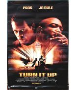 """2000 TURN IT UP Pras Ja Rule Movie POSTER 27x40"""" Motion Picture Promo - $29.99"""