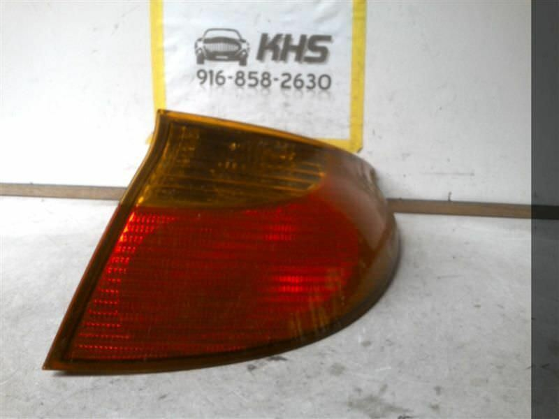Primary image for Passenger Tail Light Coupe Fits 01-02 SATURN S SERIES 243081