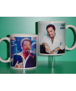 Tom Jones 2 Photo Designer Collectible Mug 01 - $14.95