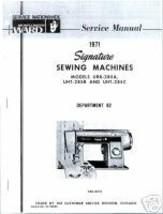 Ward Montgomery Ward Signature URR-285A  UHT-285B  UHT-285C Service Manual  - $14.99