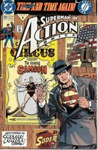 Action Comics Comic Book #663 Dc Comics 1991 Very Fine Unread - $2.25