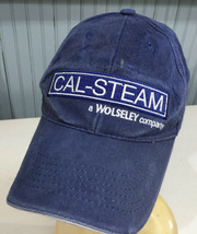 Cal-Steam Plumbing Beat Up Dirty Distressed Adjustable Baseball Cap Hat  - $13.66