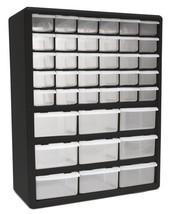 Homak 39-Drawer Parts Organizer, Black, HA01039001 - $46.82 CAD
