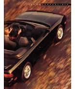1992 Nissan 240SX CONVERTIBLE brochure catalog US 92 Silvia - $10.00