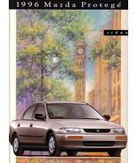 1996 Mazda PROTEGE sales brochure catalog US 96 LX ES - $6.00