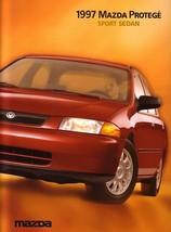 1997 Mazda PROTEGE sales brochure catalog US 97 LX ES - $6.00