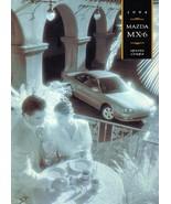 1994 Mazda MX-6 sales brochure catalog 1st Edition US 94 LS V6 - $8.00