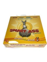 Smart Ass Board Game by University Games SEALED 12+ Fun Party Game - $14.48