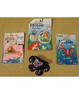 Justoys Tyco Disney Little Mermaid Toys Bubbles - $16.94