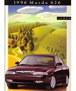 1996 Mazda 626 sales brochure catalog US 96 LX ES V6 - $6.00