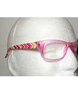 Fruit Stripes Fashion Reading Glasses Pink Candy Stripe Unisex +1.00 Sty... - $9.79