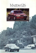 1990 Mazda 626 sales brochure catalog US 90 DX LX GT - $6.00