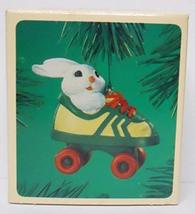Keepsake Ornament Roller Skating Rabbit - $7.43