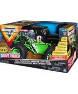 Monster Jam - Official Grave Digger Remote Control Truck 1:15 Scale, 2.4GHz - $59.35