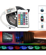 DC12V 2*5M Non-waterproof SMD2835 Smart WIFI Alexa Google Home Control F... - $38.50