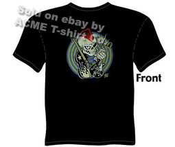 Heartbeat Stops Rat Fink T Shirt Hot Rod Clothes Ford T Shirt Big Daddy Clothing