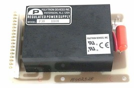 POLYTRON DEVICES MODEL: P38 1001 REGULATED POWER SUPPLY 748-7300103 BOARD