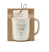 Demdaco The Very Best Dad Ever Mug. - $21.73