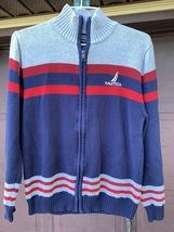 Nautica - Zipper Sweater - Size Boys Large (14/16) - $20.00
