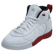 Jordan Jumpman Pro White/Black-Gym Red Little Kid 12 M US Little Kid - $85.03