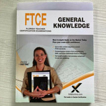 FTCE General Knowledge Paperback by Sharon A Wynne - $7.92