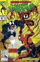 The Amazing Spider-Man #362 [Comic Book] [Jan 01, 1992] Stan Lee - $25.74