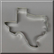 "5"" Texas Metal Cookie Cutter #NA7012 - $1.99"
