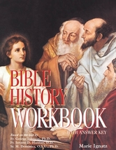 Bible History: A Textbook of the Old and New Testaments f(WorkBook)
