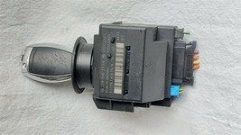 Mercedes Ignition Start Switch Module & Key Fob Keyless Entry Remote 2095452308 image 2