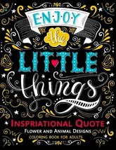 Inspirational Quote coloring book for Adults: An Inspiring, Positive Wor... - $9.85